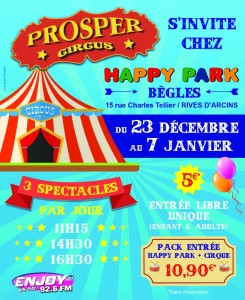 Happy Park – Bègles Rive d'Arcins
